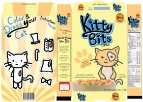 Kitty Bits by EdElricsGirl