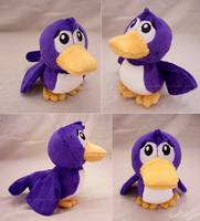 Bubble Guppies - Beep Plush by lazyperson202