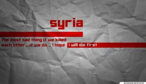 syria....the most sad thing by mohanmadabd