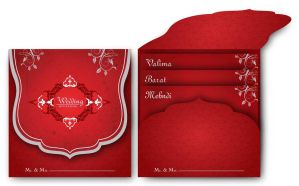 Wedding Card by Pixtor
