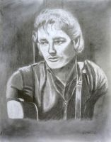 Gordon Lightfoot by Schnellart