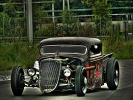 - THE RAT ROD - by AmericanMuscle