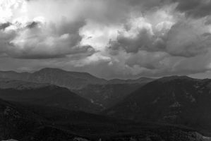 Rocky Mountain Contrast by sequential