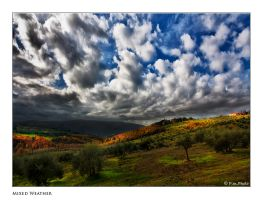 Mixed Weather by Marcello-Paoli