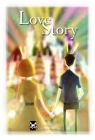 Love story - poster by joelee88