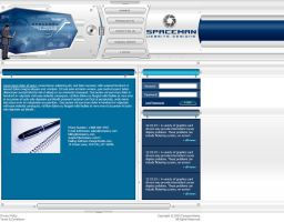 WEB TEMPLATE15 by decepticons