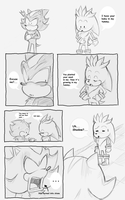 Sonic got Amy Pregnant Pg 37 by sonicxamy09