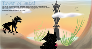+ PW - Tower of Babel. + by LadyNinetales