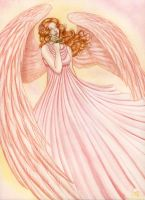 Angelic Love by redheaded-step-child
