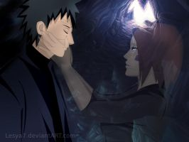 Obito and Rin: You always on my mind... by Lesya7