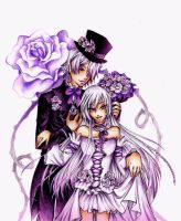 Pandora Hearts- As you wish by Chinvat-peretu