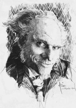 Count Olaf by ellie-de-yong