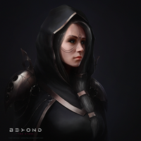 Fanatic Researcher - BEYOND THE STARS by LimonTea