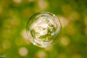 World in a bubble I by fr31g31st