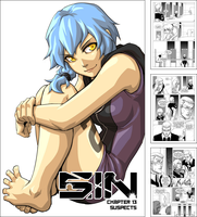 SIN: Chapter 13 by Quirkilicious