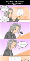 Sephiroth Studies Lesson 15 by SorceressofMalice