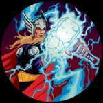 Thor for Kirby by timswit