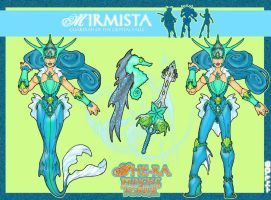 my Mirmista concept by OctobersDream