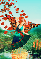 Fairy Of Spring by Lolita-Artz
