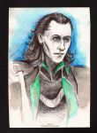 Loki by BowieKelly