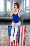 America the Beautiful  21 by DPAdoc