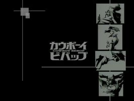 Cowboy Bebop Wallpaper by pockets1987