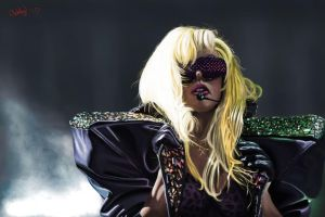 Gaga by Taraakian