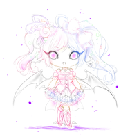 Chibi Sketch Example by Crown-C