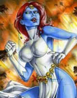 X-Men Artist Proof 3 by Dangerous-Beauty778