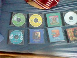 My classic childhood PC/DOS games part 1 by firelightyear