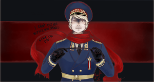 APH - Russia in uniform by Jacyll