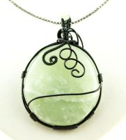 Jade pendant by 237743936