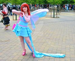 Bloom from Winx Club by ZeroKing2015
