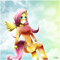 Fluttershy by SapphireShine