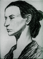 Woman's Face by DirkMeister