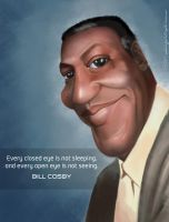 Bill Cosby by RahulUjjal