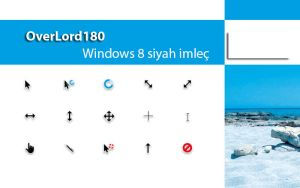 Windows 8 OverLord180 imleç by OverLord180