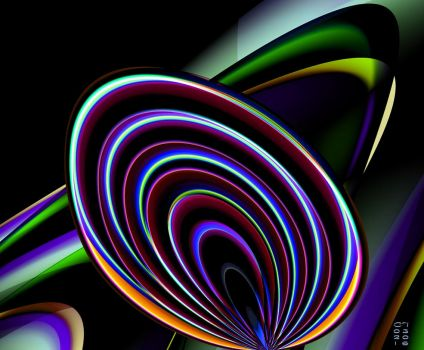 Spinning Top. by clifftoppler
