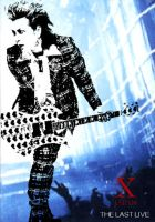 DVD - X Japan - The Last Live by ForCasablancas