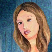 Potrait Series: Jessica Alba by juggsy