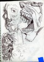 More Sketches from the Satchel by Whit20e