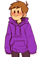 Booyfriend's hoodie by Glossomer