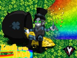 Luck of the Irish - Clurichaun's Bounty by PlayboyVampire