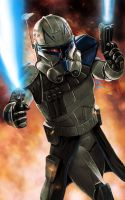 Captain Rex by Robert-Shane