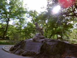 Balto Statue by niggyd