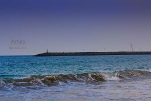 Fujairah Indian ocean 3 UAE by amirajuli