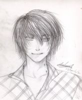 Some Marshall Lee Doodle by SaBaKu-No-LiLiGeE