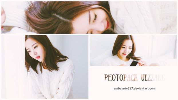 Photopack Ulzzang [4] by embekute257