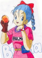 Young Bulma by The-BulmaLover
