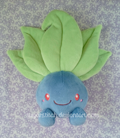 Pokemon: Oddish by sugarstitch